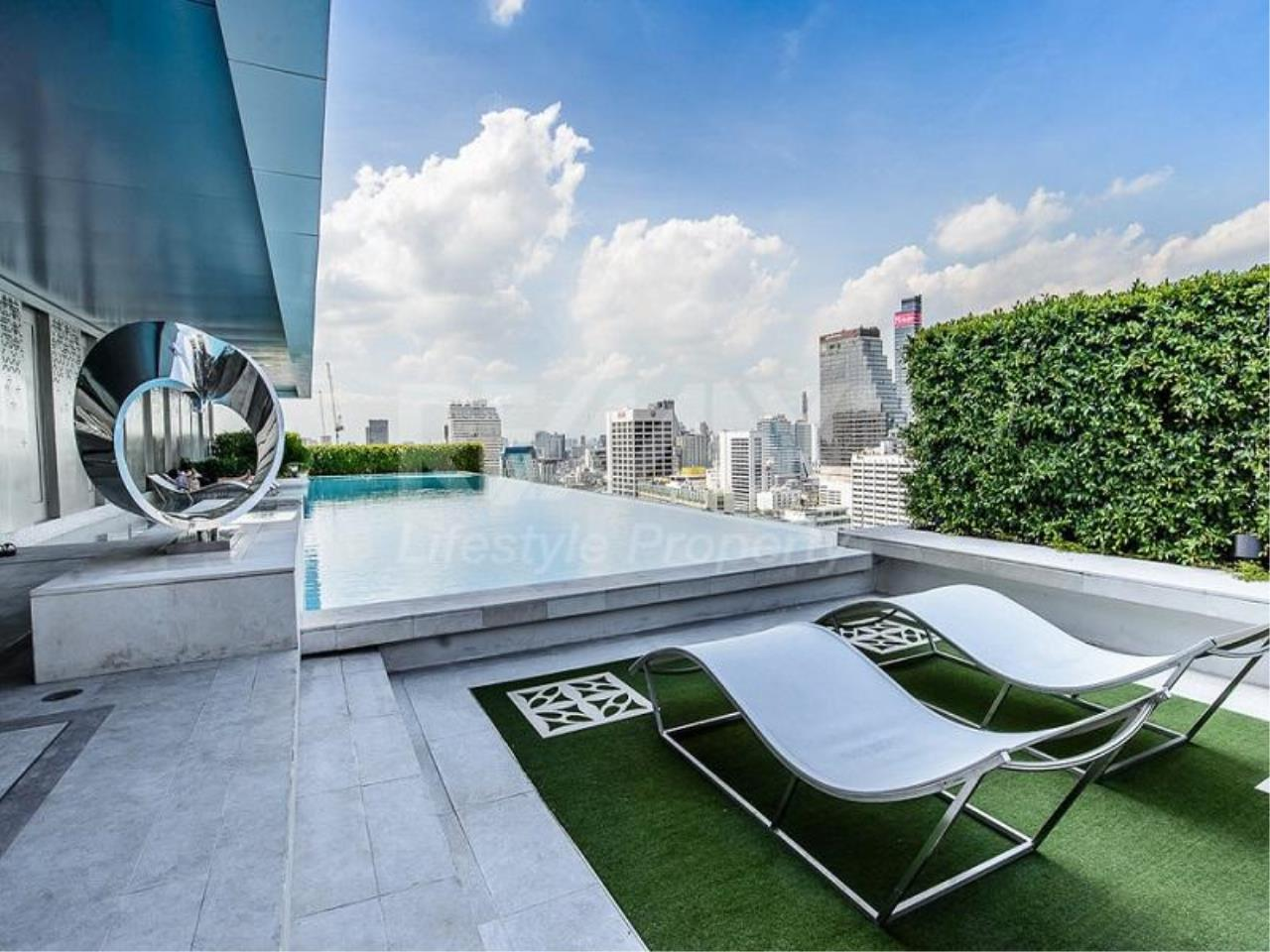 RE/MAX LifeStyle Property Agency's The room Sathorn-TanonPun 10