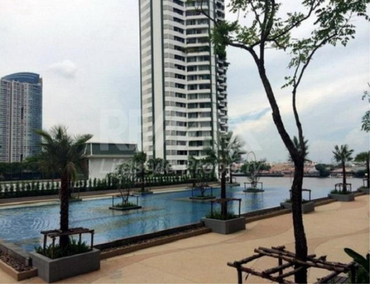 RE/MAX LifeStyle Property Agency's Supalai River Resort 1