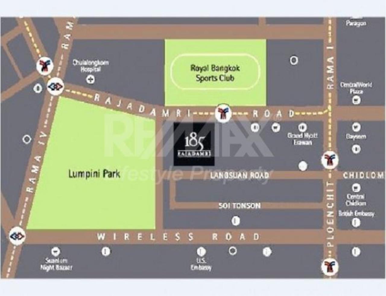 RE/MAX LifeStyle Property Agency's 185 Rajadamri 10