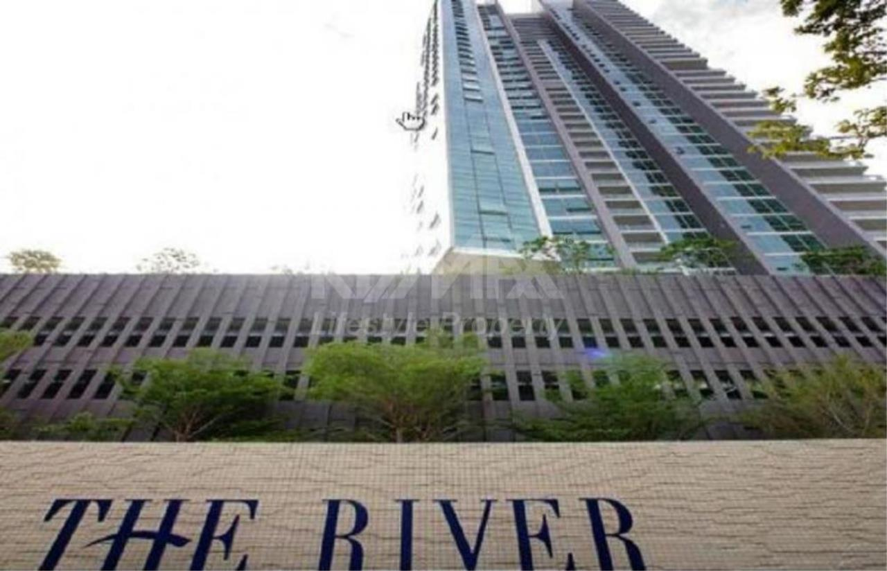 RE/MAX LifeStyle Property Agency's Klapsons The River Residences Bangkok 2