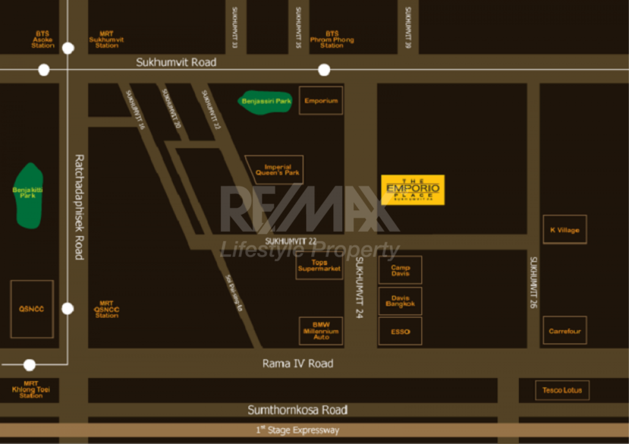 RE/MAX LifeStyle Property Agency's The Emporio Place 1