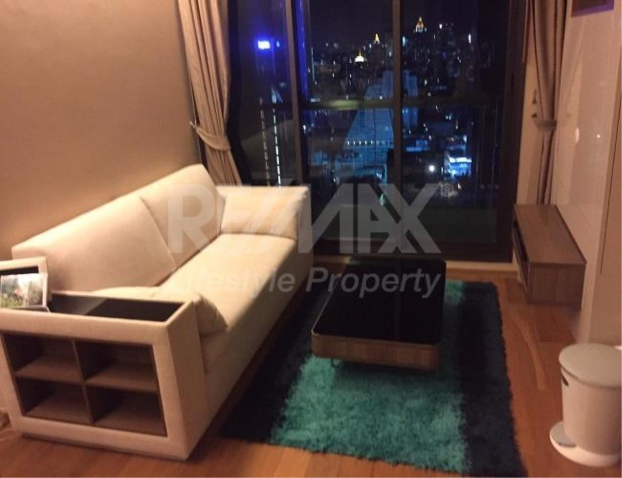 RE/MAX LifeStyle Property Agency's The Address Sathorn 16
