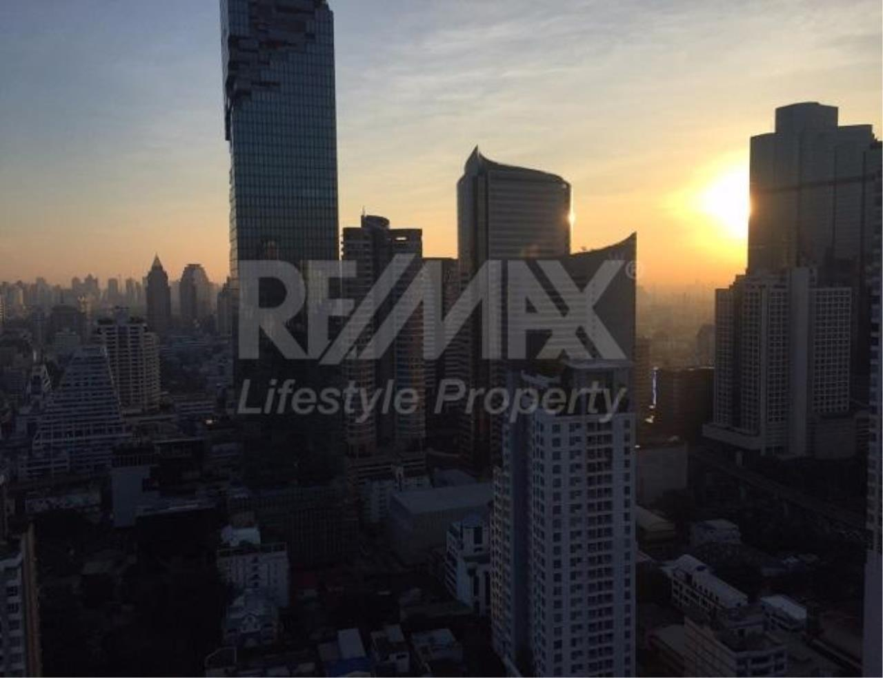 RE/MAX LifeStyle Property Agency's The Address Sathorn 15