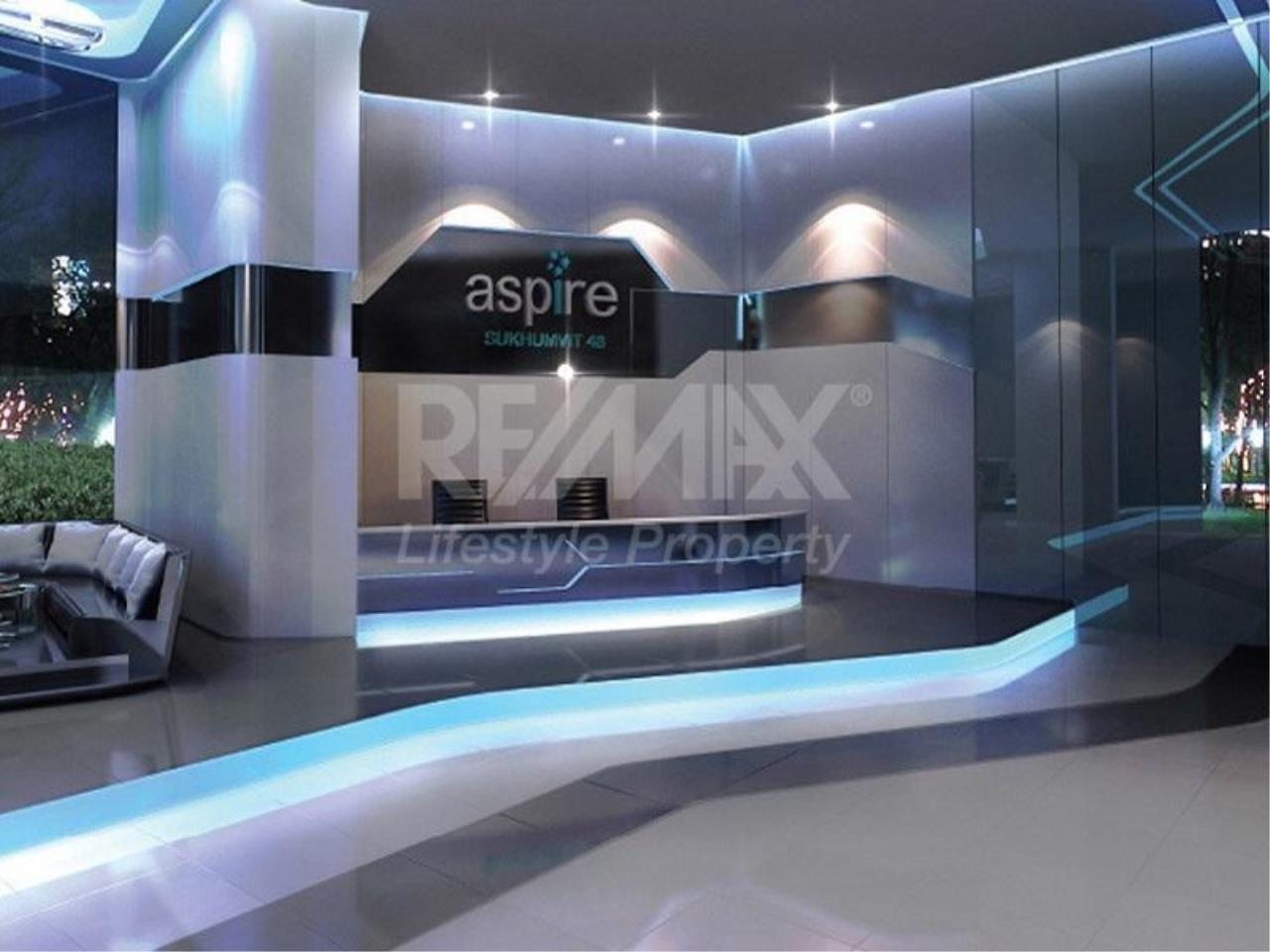 RE/MAX LifeStyle Property Agency's Aspire Sukhumvit 48 1