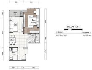 RE/MAX LifeStyle Property Agency's Supalai Elite Phayathai 4
