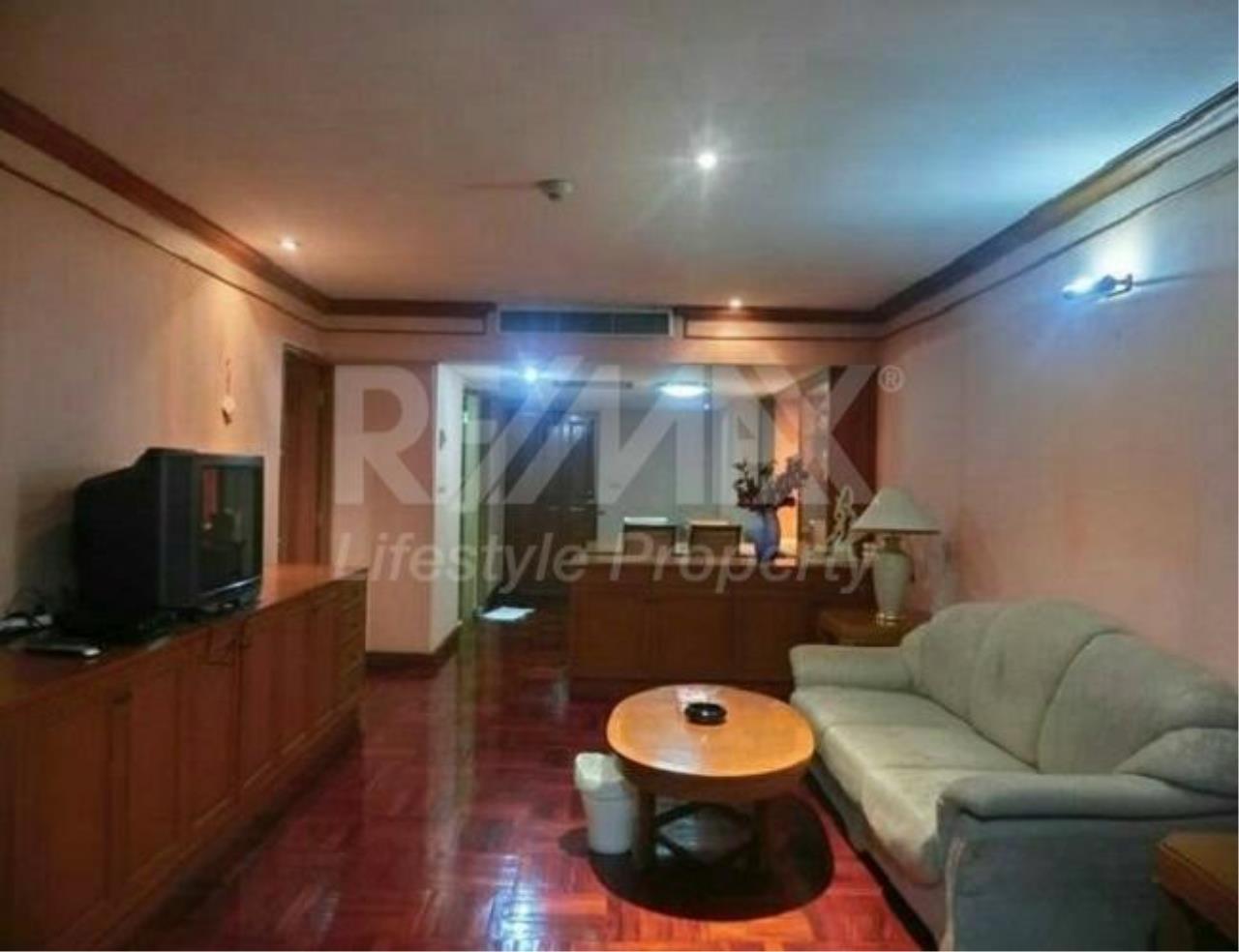 RE/MAX LifeStyle Property Agency's Omni Tower Sukhumvit Nana 14