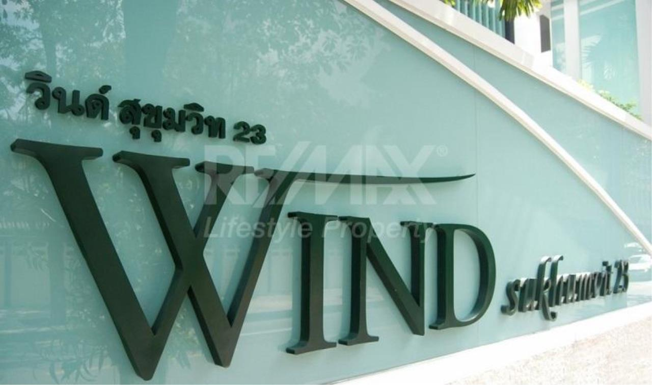 RE/MAX LifeStyle Property Agency's Wind Sukhumvit 23 3