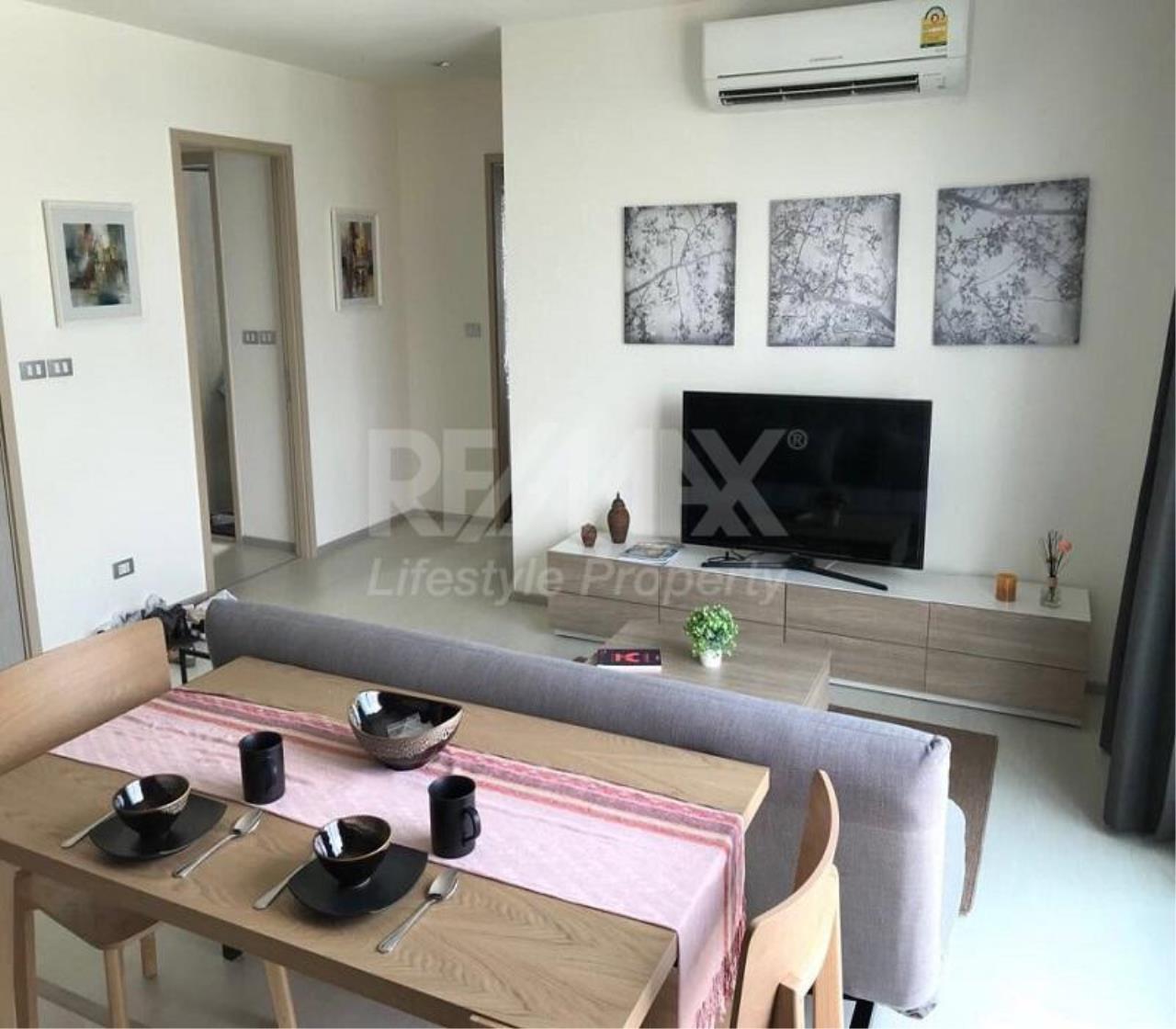 RE/MAX LifeStyle Property Agency's Rhythm Sukhumvit 36-38 2