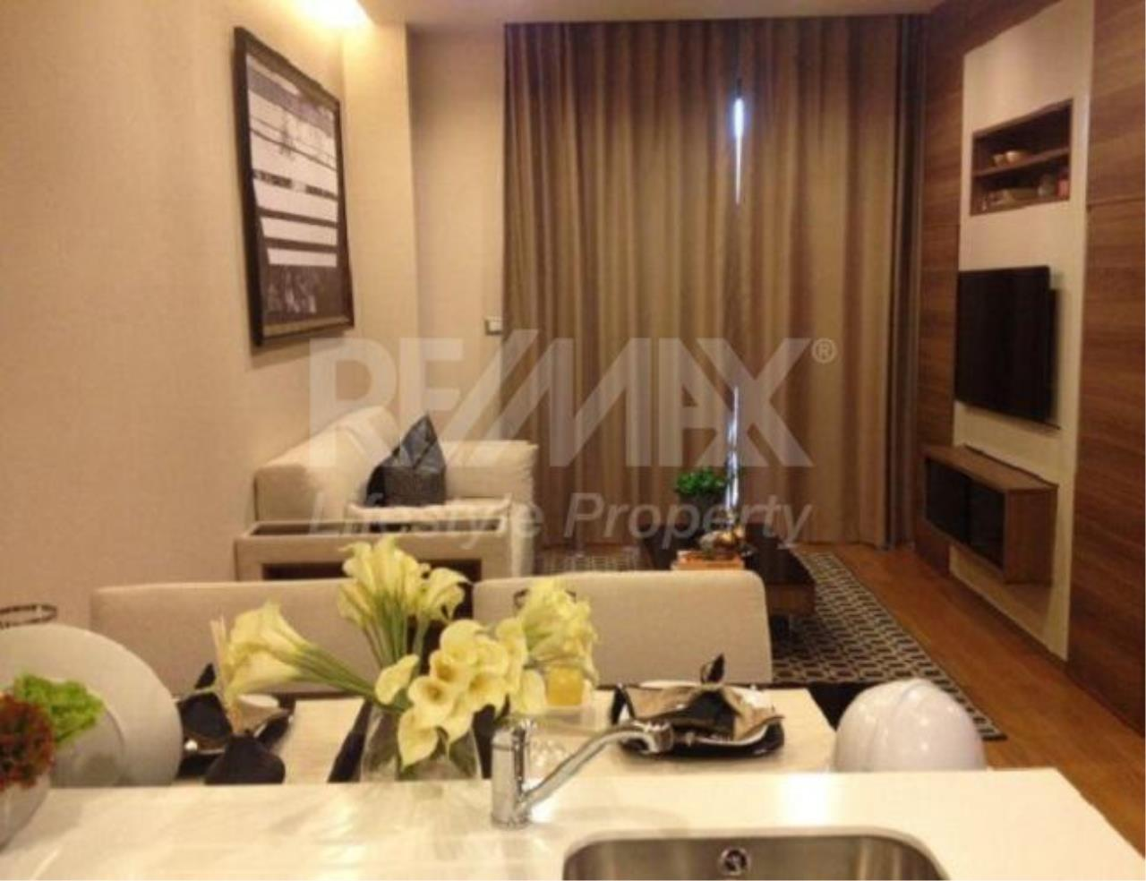 RE/MAX LifeStyle Property Agency's The Address Sathorn 3