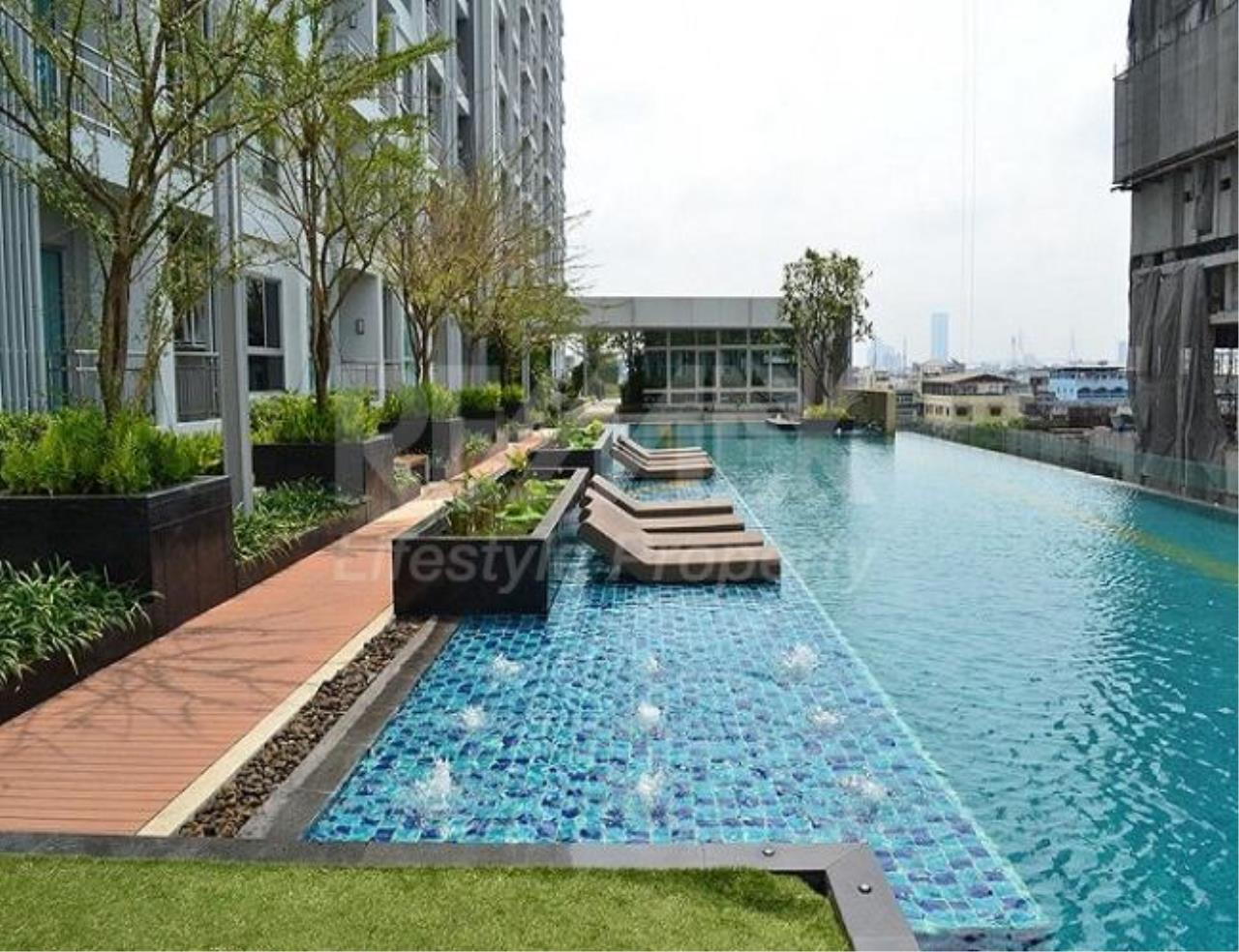 RE/MAX LifeStyle Property Agency's Supalai Lite Sathorn - Charoenrat 2