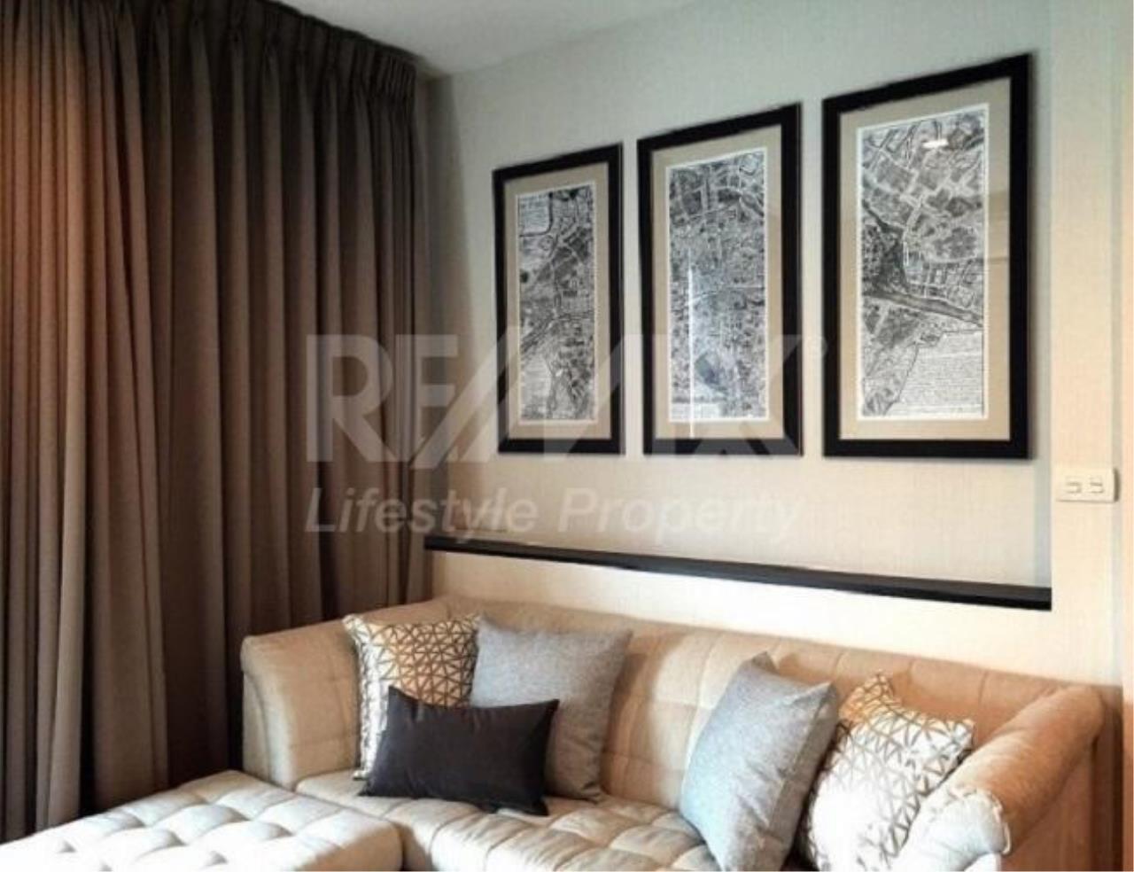 RE/MAX LifeStyle Property Agency's Rhythm Sukhumvit 44/1 1