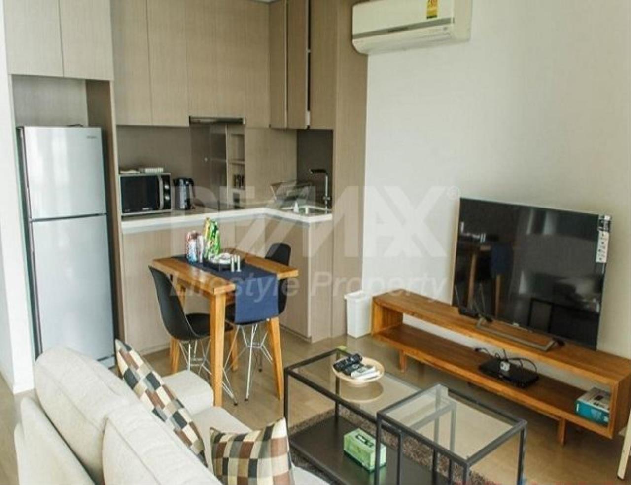 RE/MAX LifeStyle Property Agency's MODE Sukhumvit 61 7