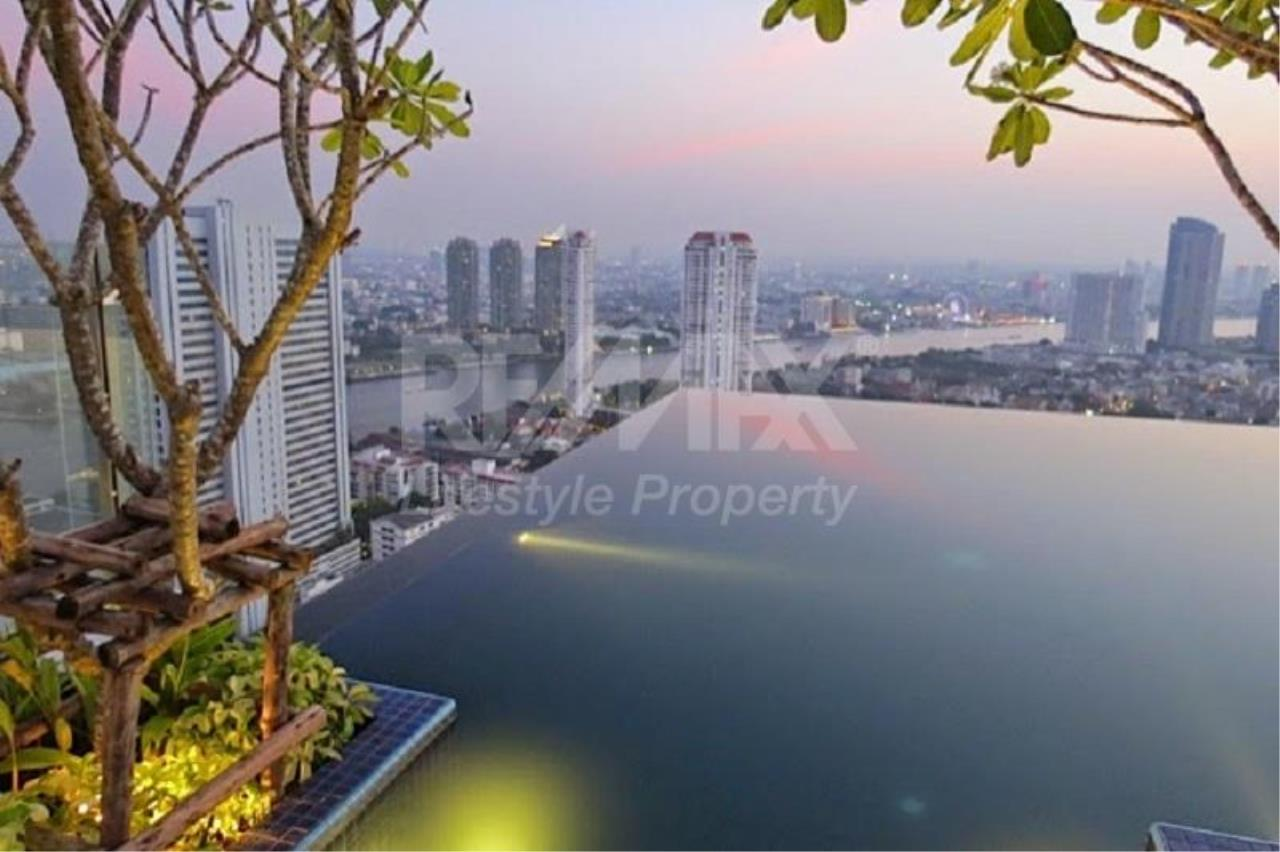 RE/MAX LifeStyle Property Agency's Baan Sathorn Chaopraya 1
