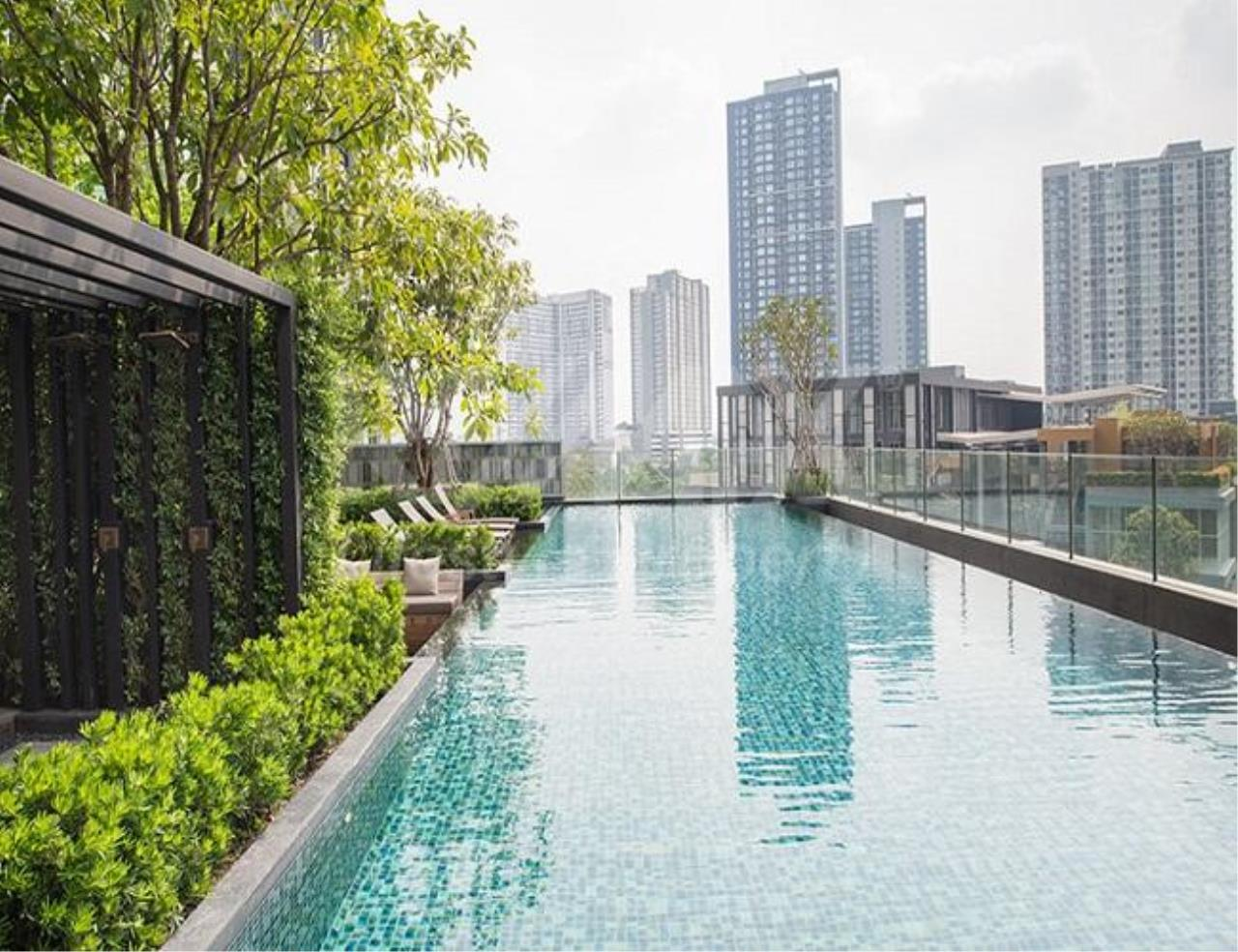 RE/MAX LifeStyle Property Agency's The Base Park East Sukhumvit 77 1