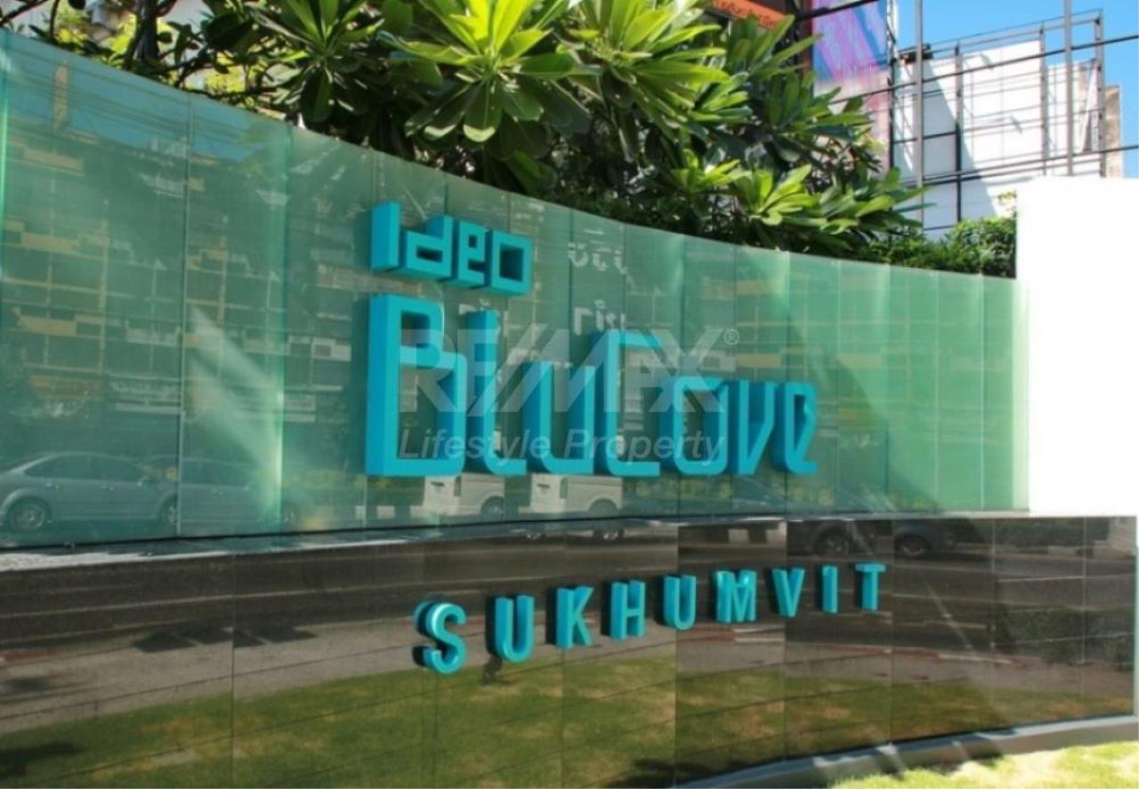 RE/MAX LifeStyle Property Agency's Ideo Blucove Sukhumvit 1