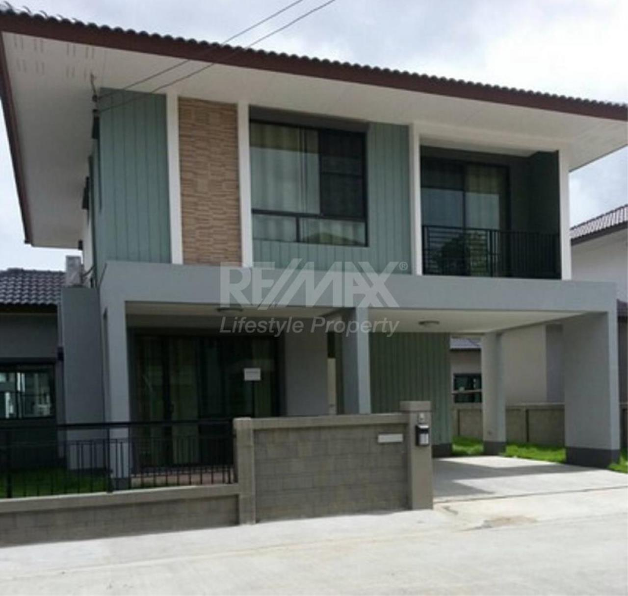 RE/MAX LifeStyle Property Agency's House Suvarnabhumi 2