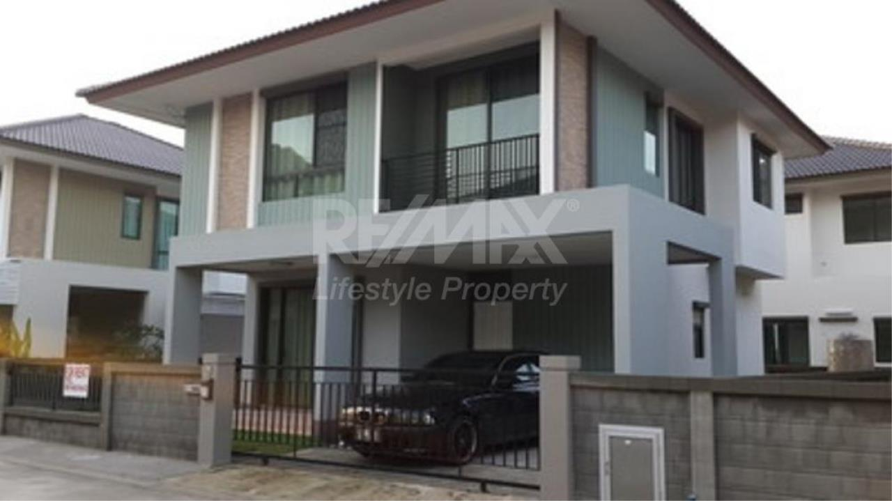 RE/MAX LifeStyle Property Agency's House Suvarnabhumi 1