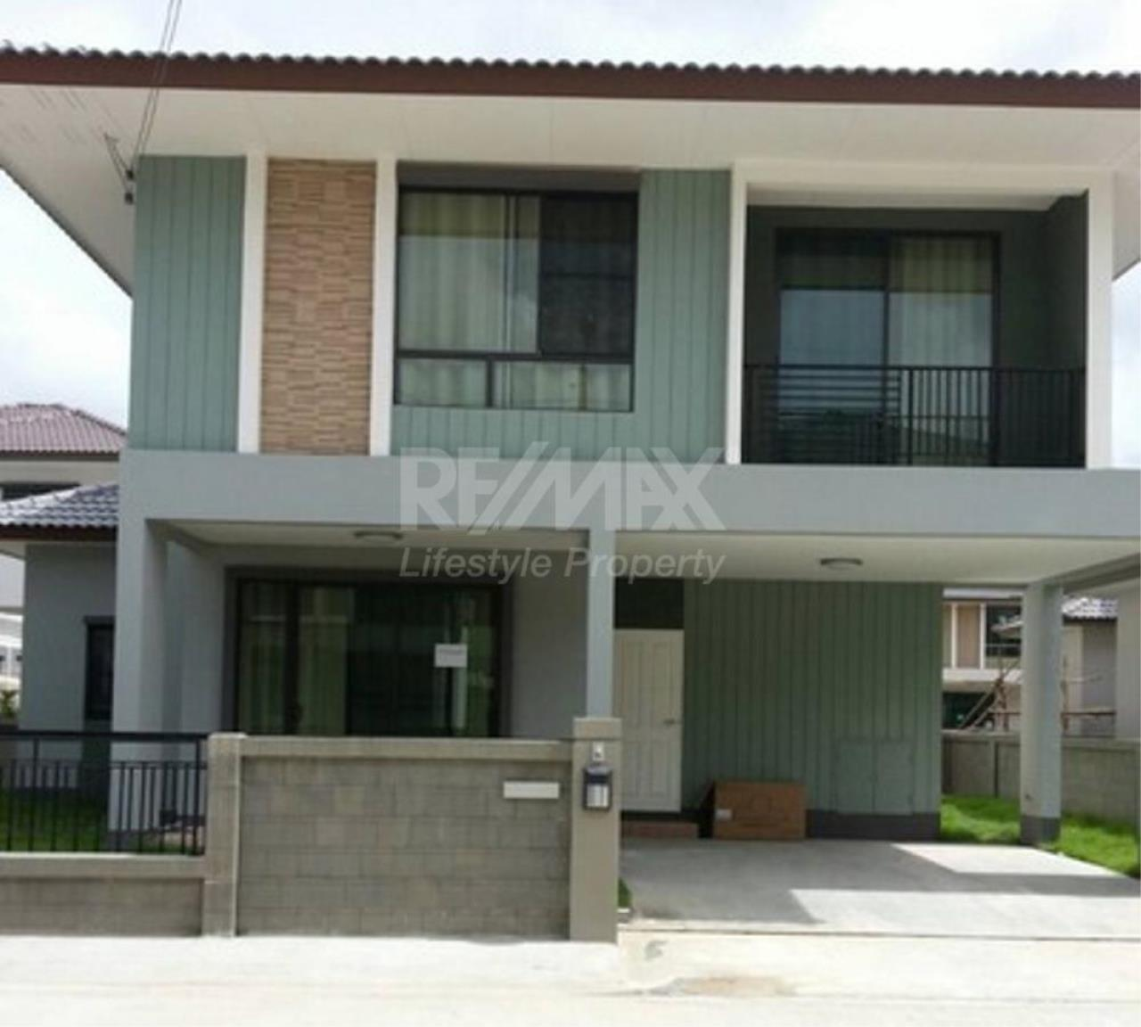 RE/MAX LifeStyle Property Agency's House Suvarnabhumi 3
