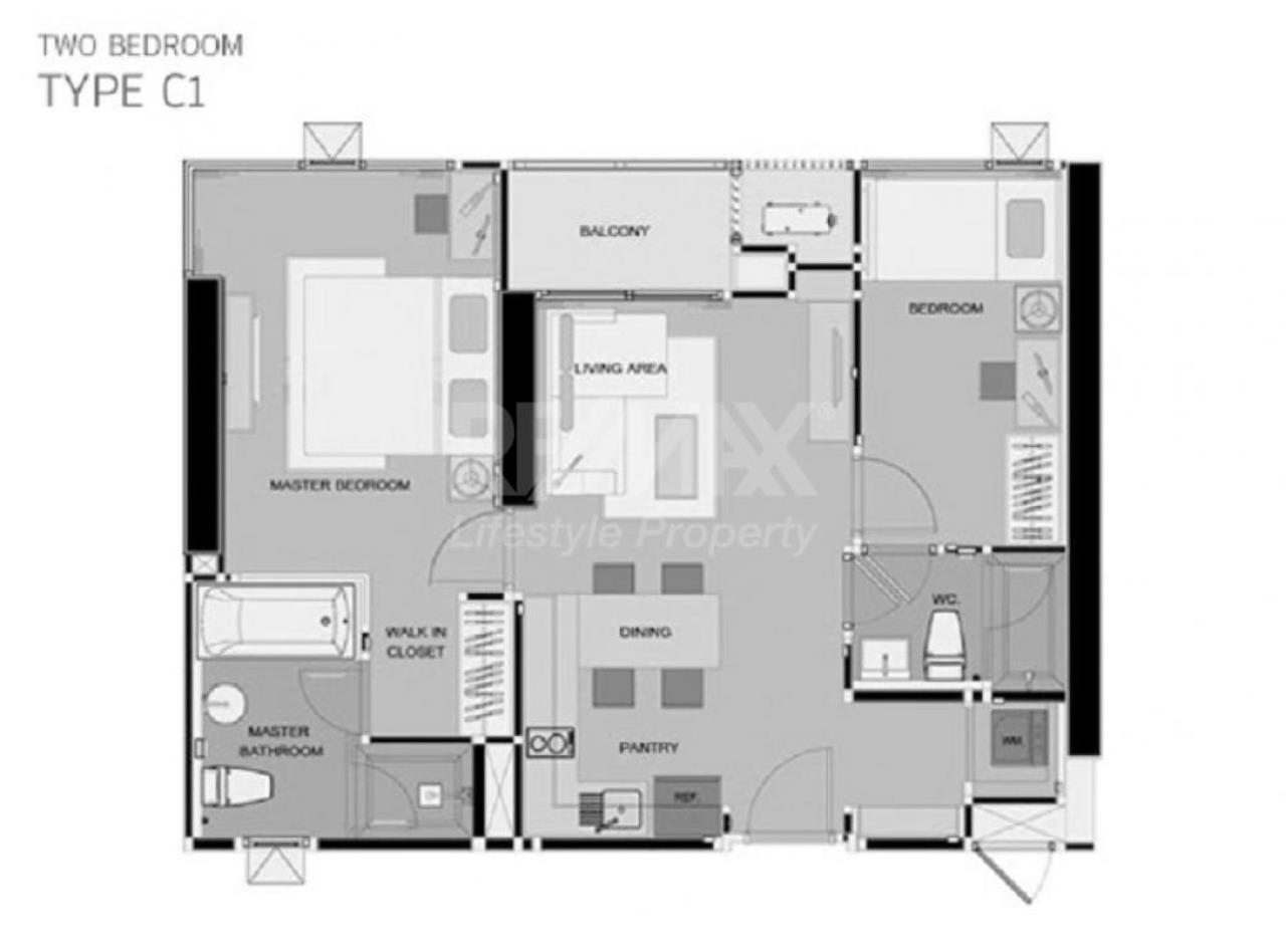 RE/MAX LifeStyle Property Agency's Rhythm Sukhumvit 7