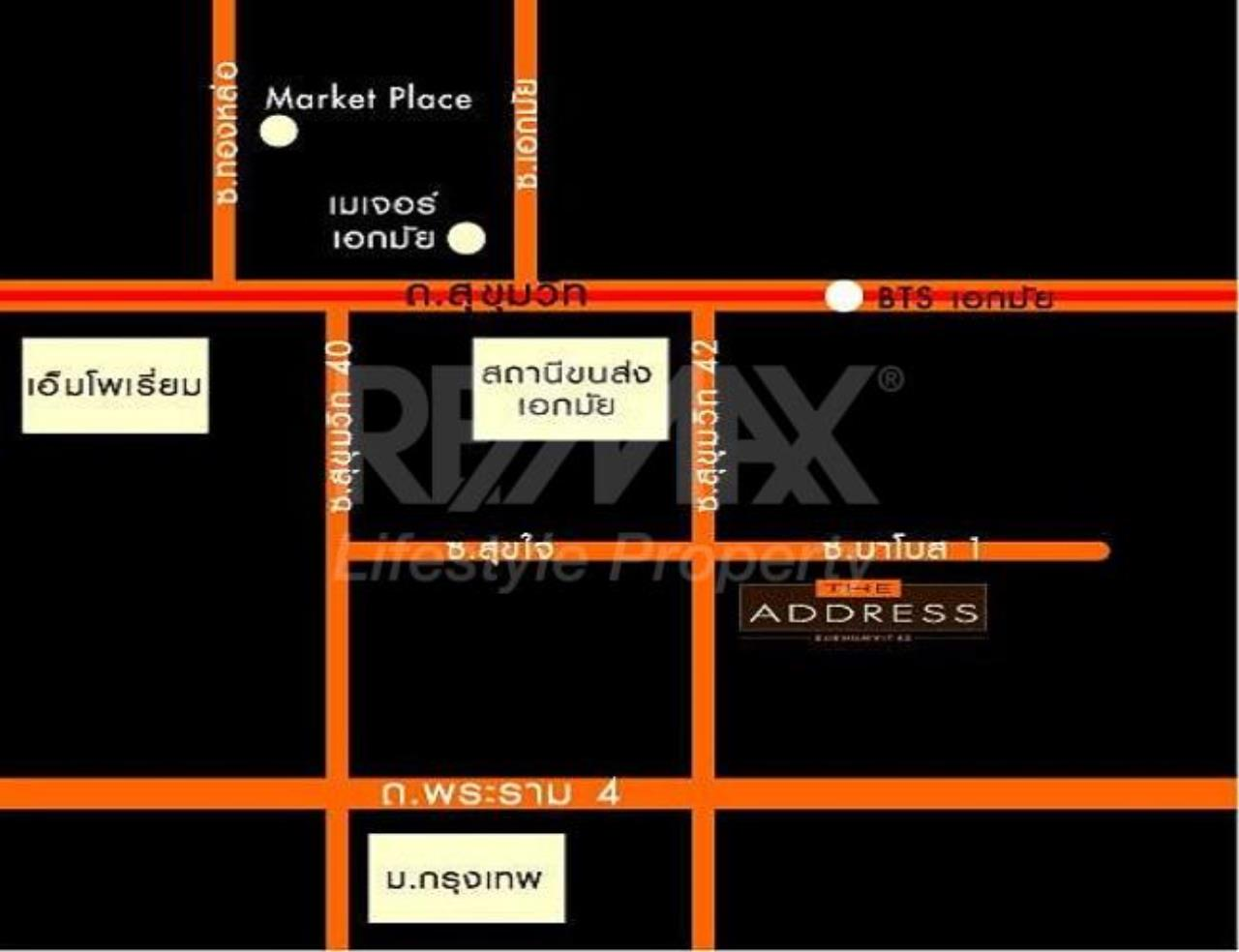RE/MAX LifeStyle Property Agency's The Address Sukhumvit 42 1