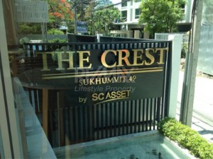 RE/MAX LifeStyle Property Agency's The Crest Sukhumvit 49 1