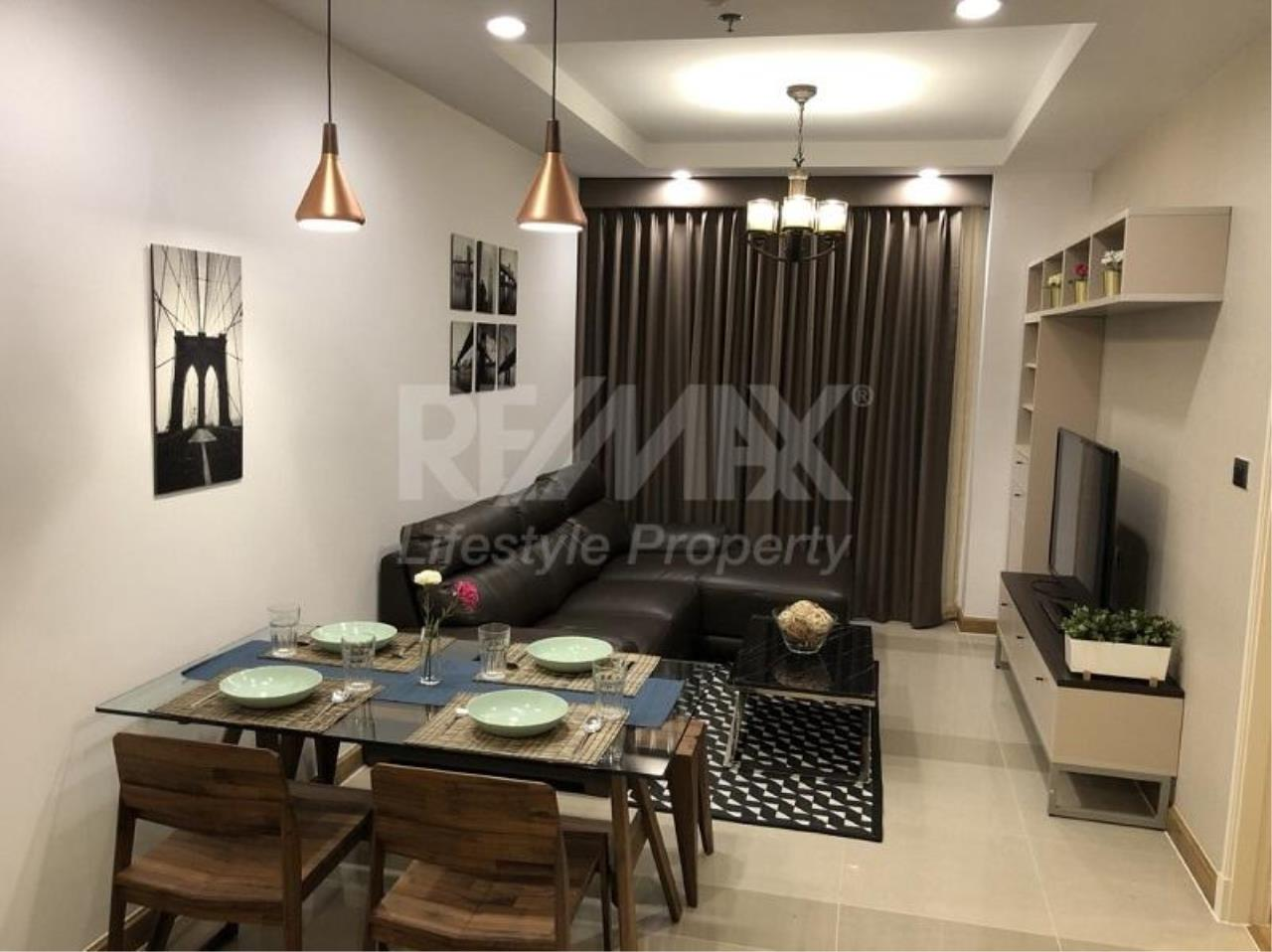 RE/MAX LifeStyle Property Agency's Supalai Wellington 1