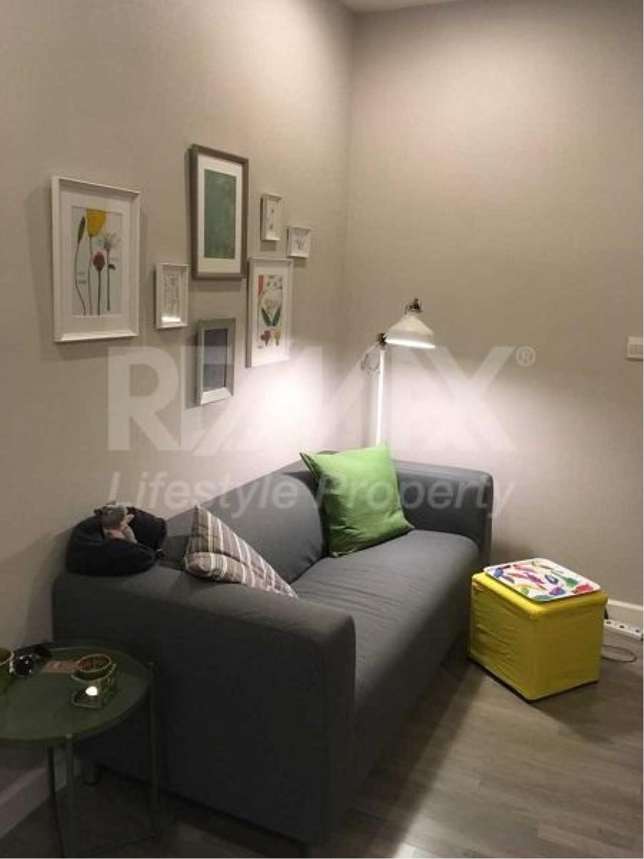 RE/MAX LifeStyle Property Agency's The Room Sathorn-TanonPun 13