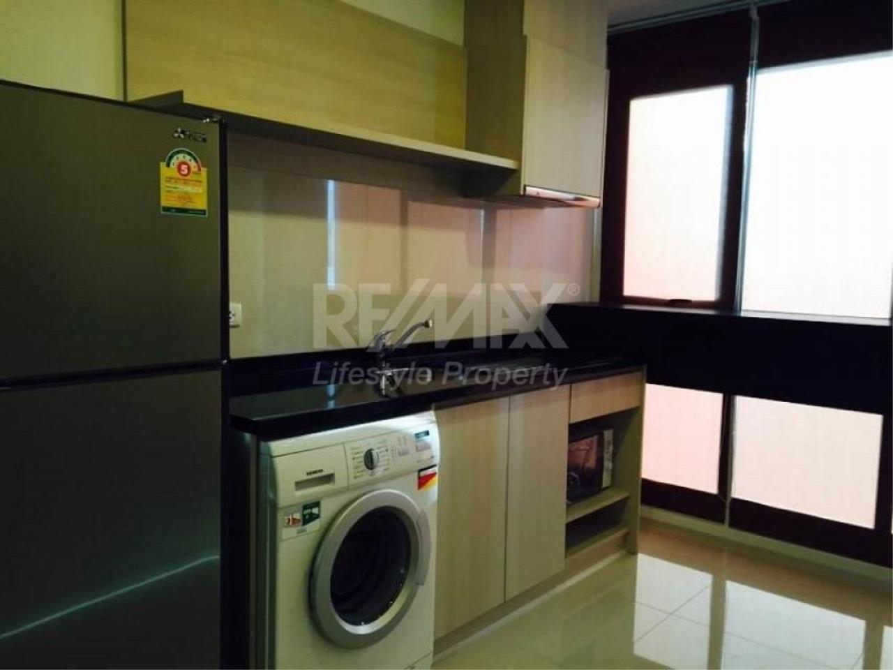 RE/MAX LifeStyle Property Agency's Rhythm Sathorn - Narathiwas 7
