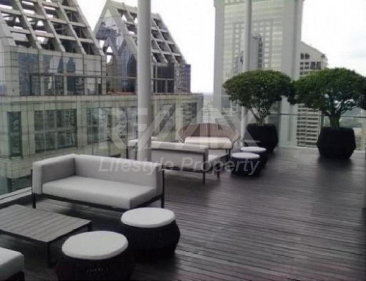 RE/MAX LifeStyle Property Agency's Saladaeng Residences 4