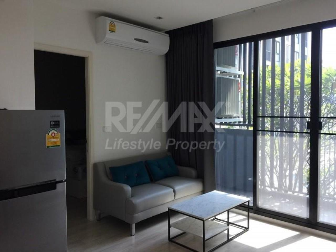 RE/MAX LifeStyle Property Agency's Quinn Condo Ratchada 9