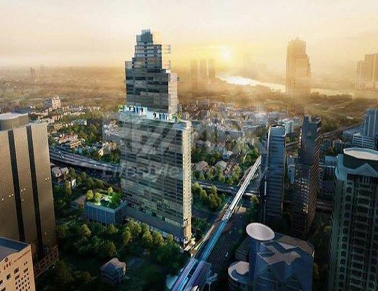 RE/MAX LifeStyle Property Agency's The Bangkok Sathon 1