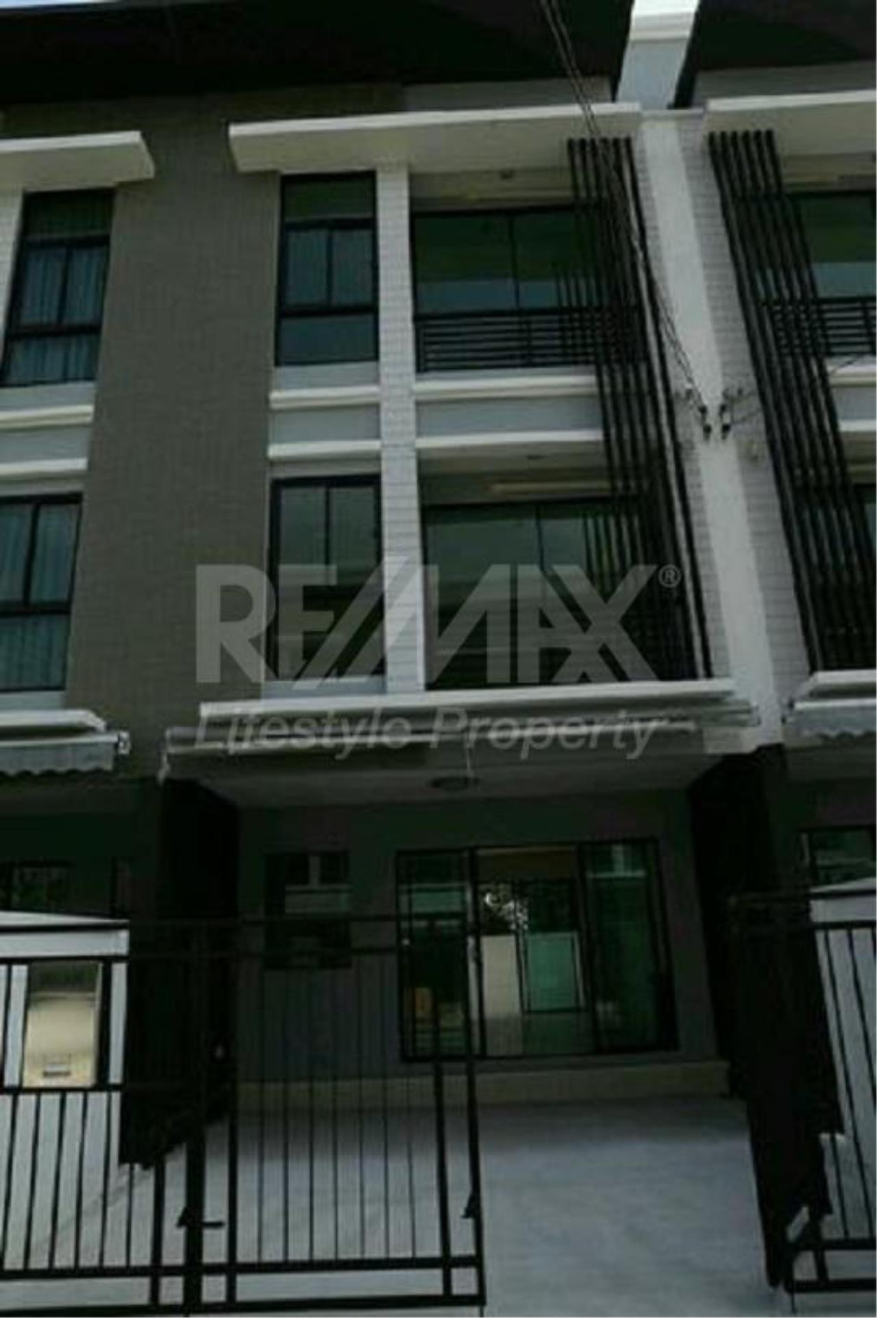 RE/MAX LifeStyle Property Agency's Town House Rama9-Ramkamhaeng 1