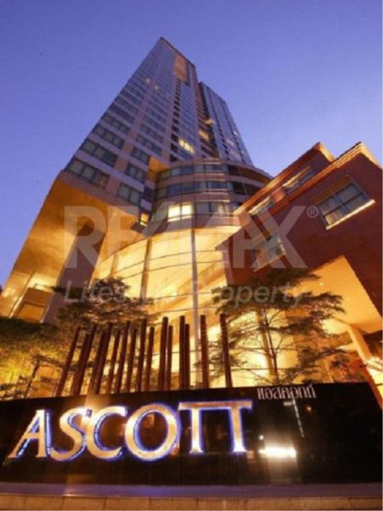 RE/MAX LifeStyle Property Agency's Ascott Sathorn 1