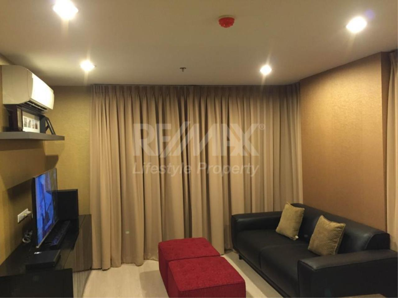 RE/MAX LifeStyle Property Agency's Rhythm Sathorn - Narathiwas 1