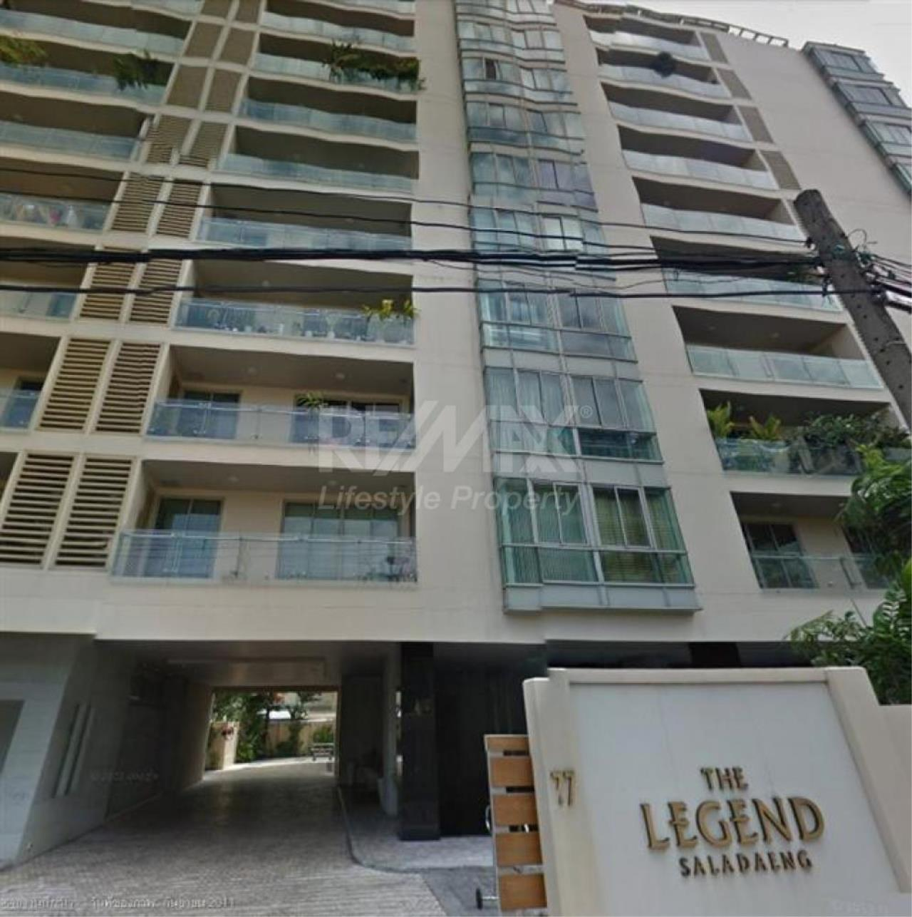 RE/MAX LifeStyle Property Agency's The Legend Saladaeng 4