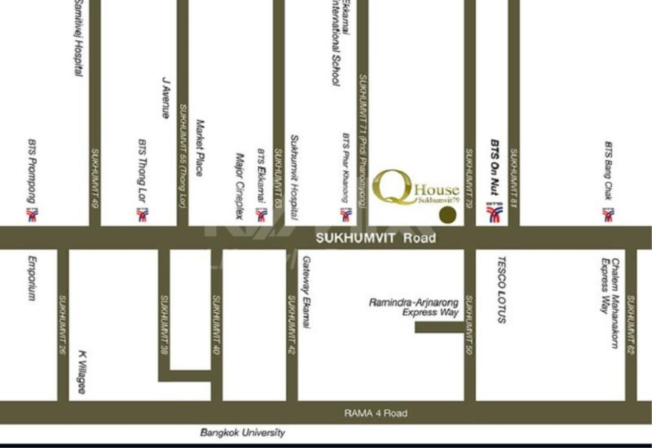 RE/MAX LifeStyle Property Agency's Q House Sukhumvit 79 2