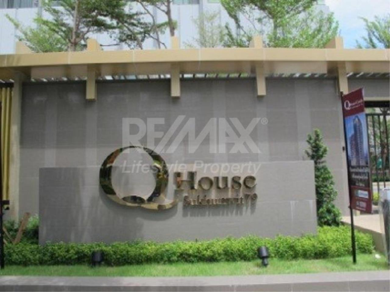 RE/MAX LifeStyle Property Agency's Q House Sukhumvit 79 3