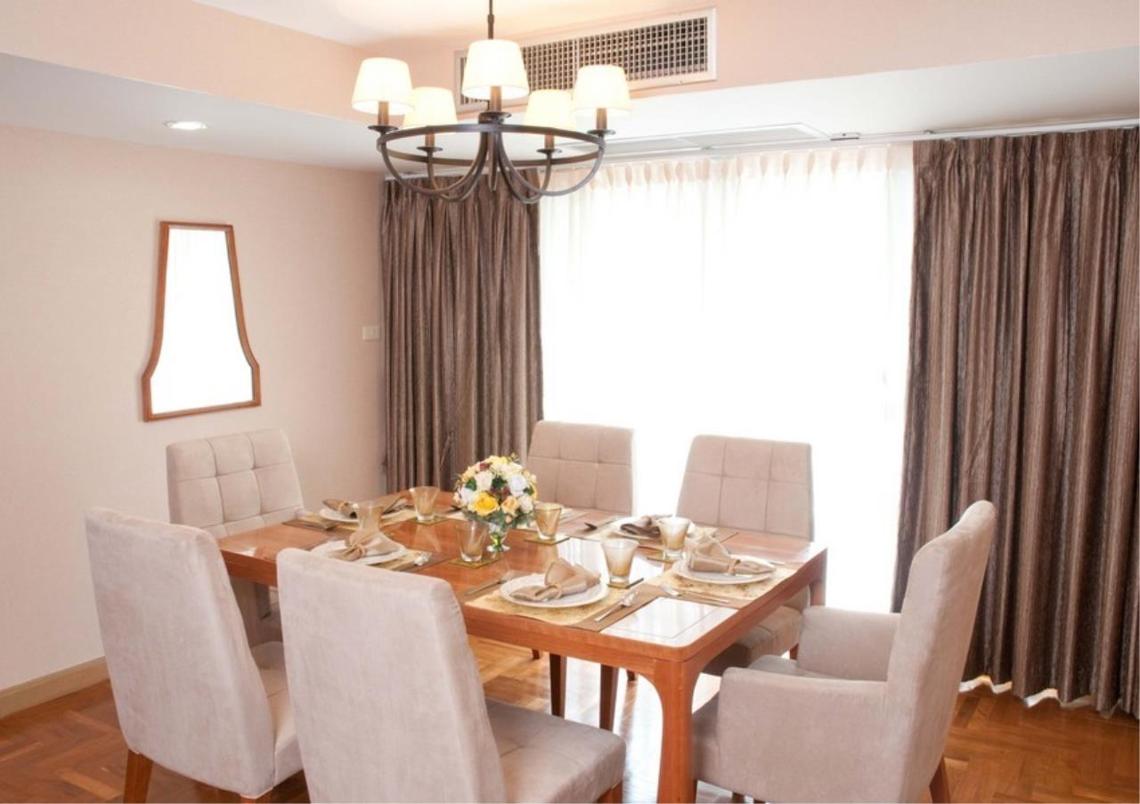 Bangkok Residential Agency's 5 Bed Apartment For Rent in Silom BR0068AP 2