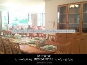 Bangkok Residential Agency's 4 Bed Apartment For Rent in Sathorn BR0073AP 31