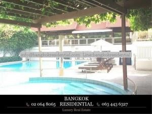 Bangkok Residential Agency's 4 Bed Apartment For Rent in Sathorn BR0073AP 28
