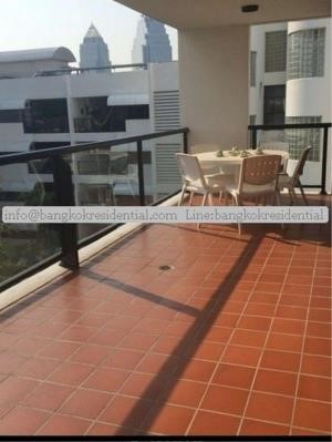 Bangkok Residential Agency's 4 Bed Apartment For Rent in Sathorn BR0073AP 27