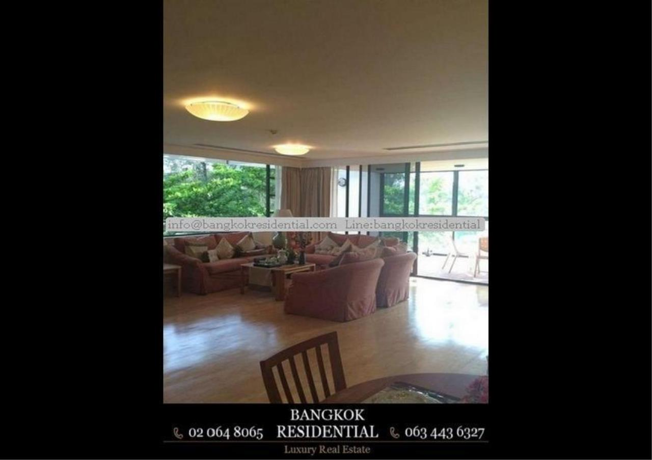 Bangkok Residential Agency's 4 Bed Apartment For Rent in Sathorn BR0073AP 6