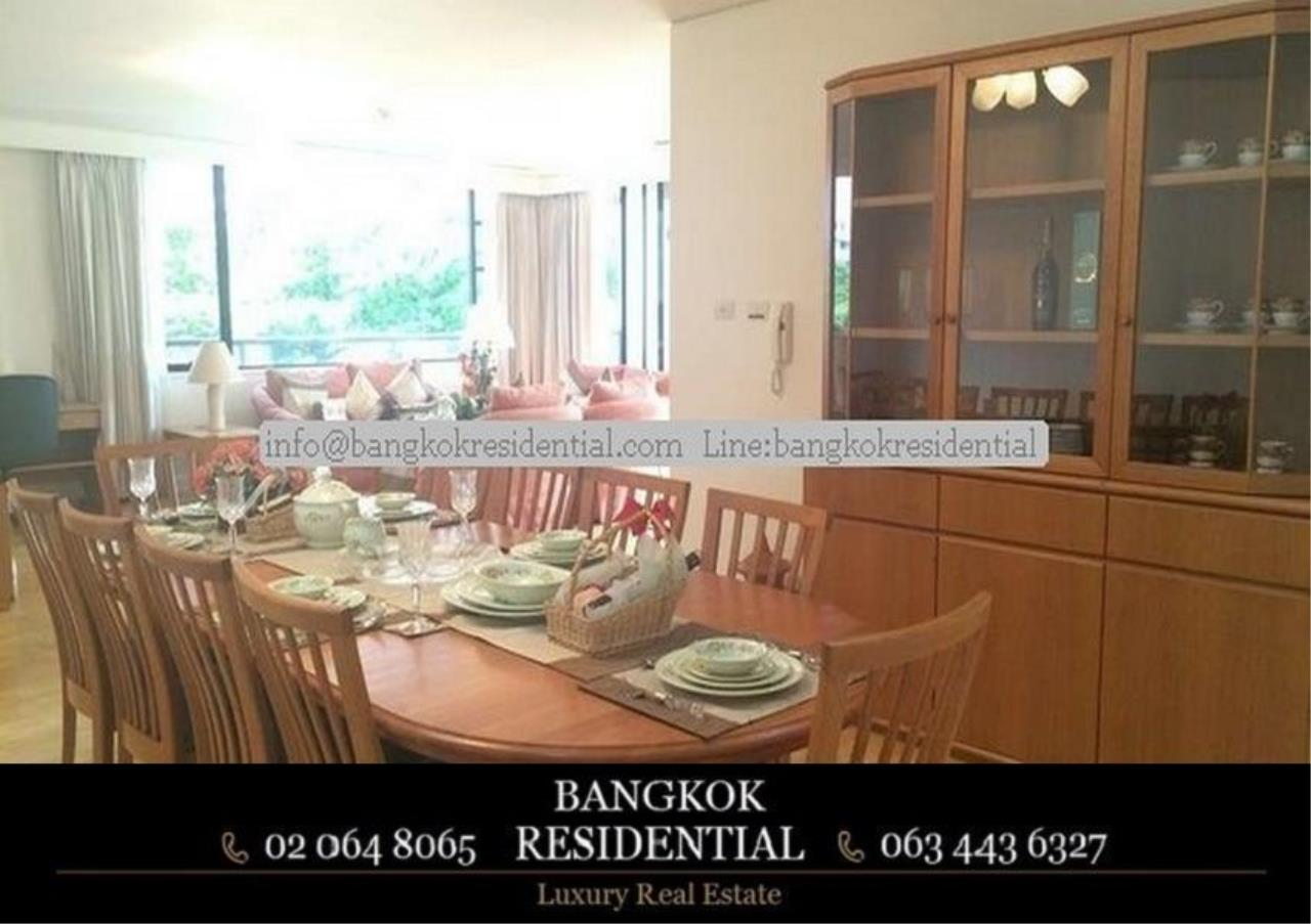 Bangkok Residential Agency's 4 Bed Apartment For Rent in Sathorn BR0073AP 10