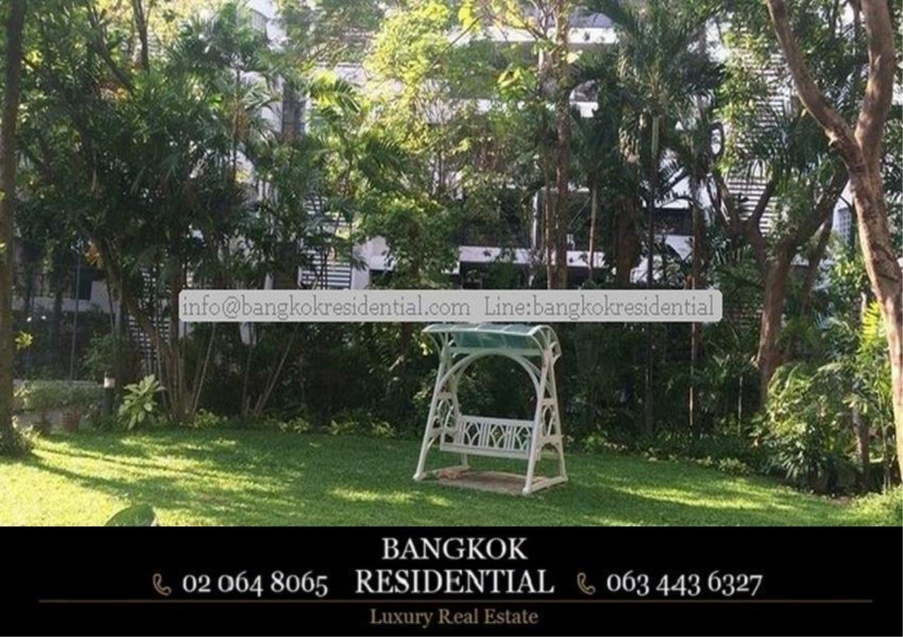 Bangkok Residential Agency's 4 Bed Apartment For Rent in Sathorn BR0073AP 12