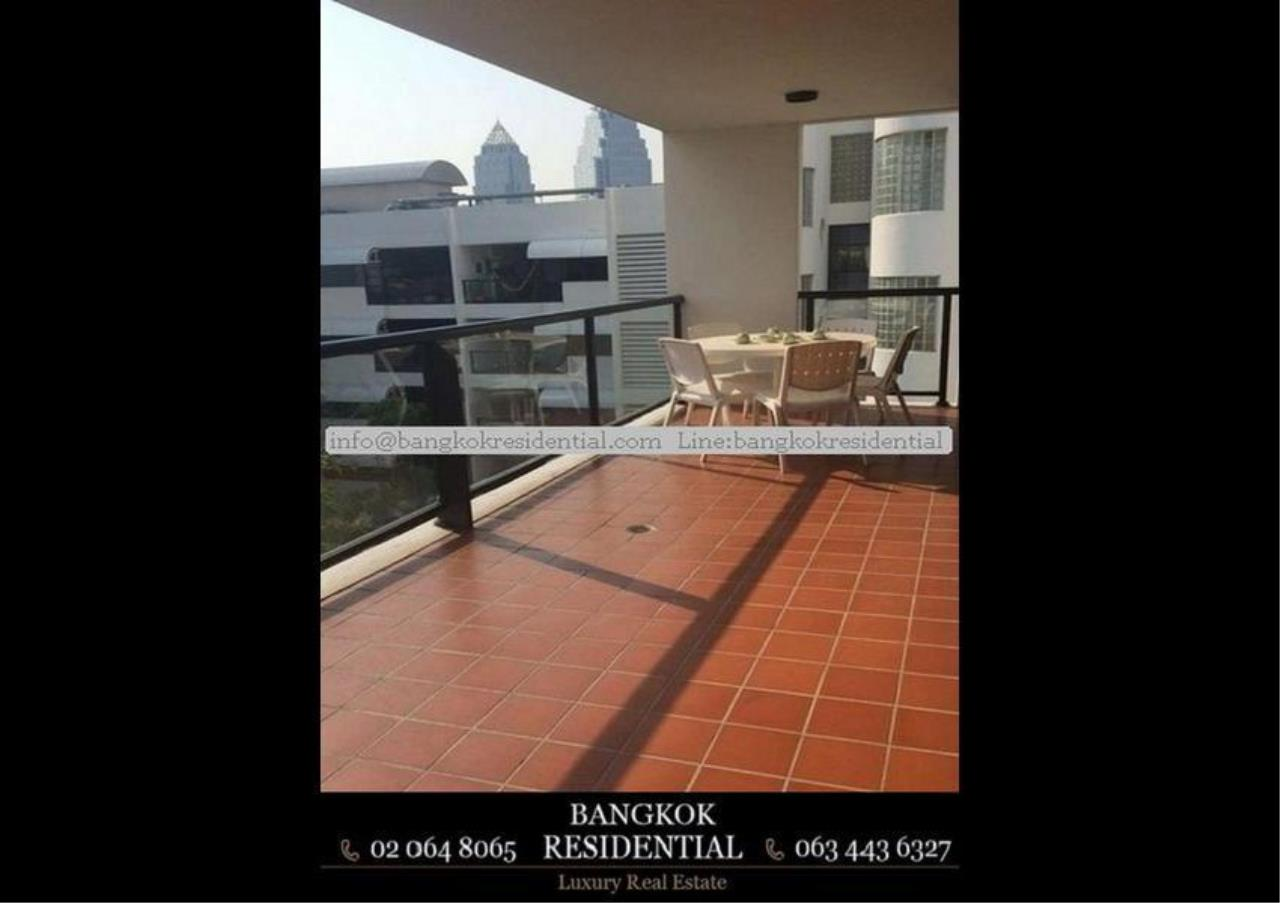 Bangkok Residential Agency's 4 Bed Apartment For Rent in Sathorn BR0073AP 13