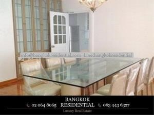 Bangkok Residential Agency's 3 Bed Apartment For Rent in Chidlom BR0081AP 25