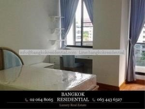 Bangkok Residential Agency's 3 Bed Apartment For Rent in Chidlom BR0081AP 21