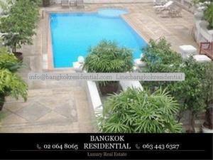 Bangkok Residential Agency's 3 Bed Apartment For Rent in Chidlom BR0081AP 20