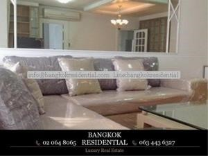 Bangkok Residential Agency's 3 Bed Apartment For Rent in Chidlom BR0081AP 14