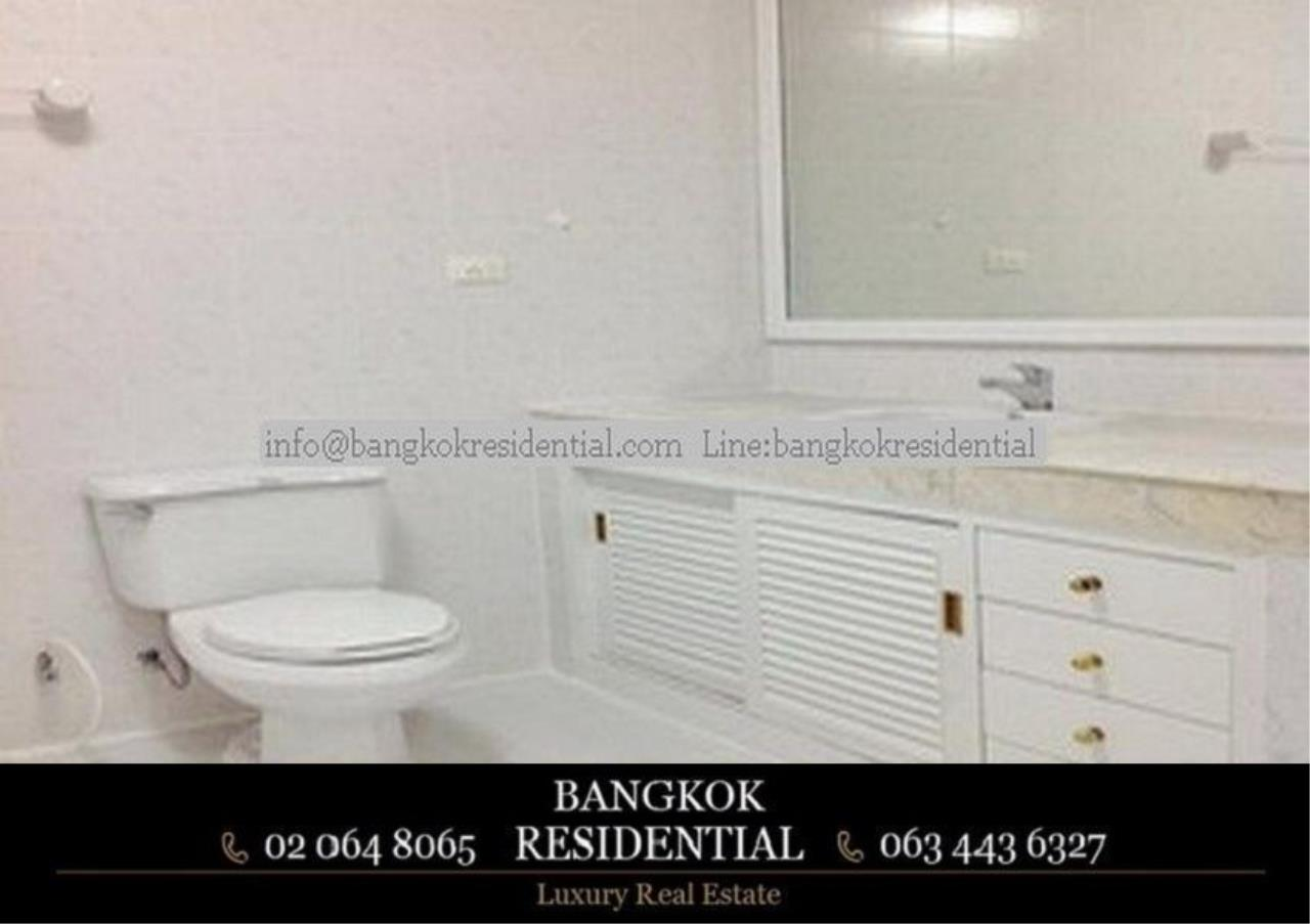 Bangkok Residential Agency's 3 Bed Apartment For Rent in Chidlom BR0081AP 12